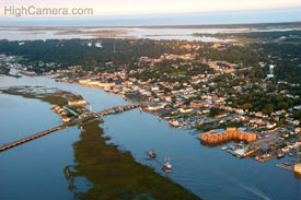Aerial Images Courtesy Of Highcamera Chincoteague