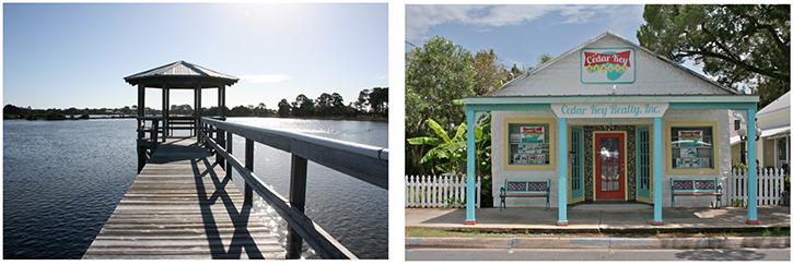 Dock and Cedar Key Realty