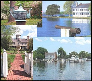 edenton collage