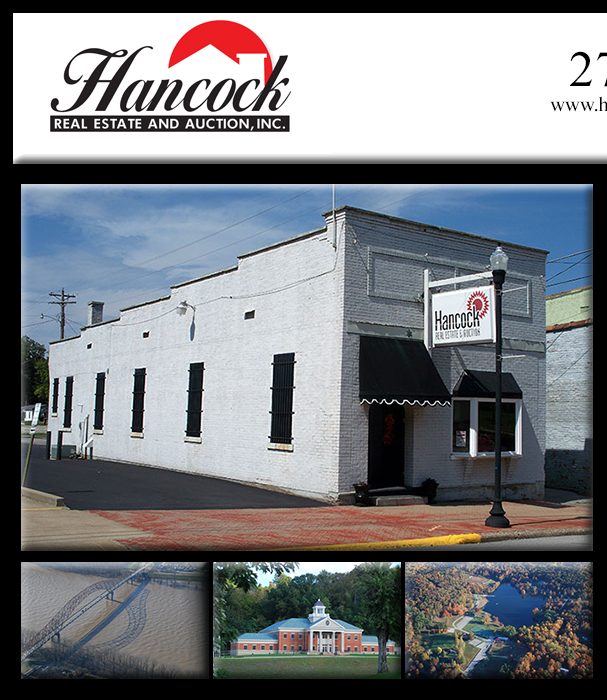 Hancock Real Estate and Auction, Inc.