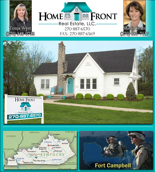 Tonja West & Shelia Fears - Home Front Real Estate