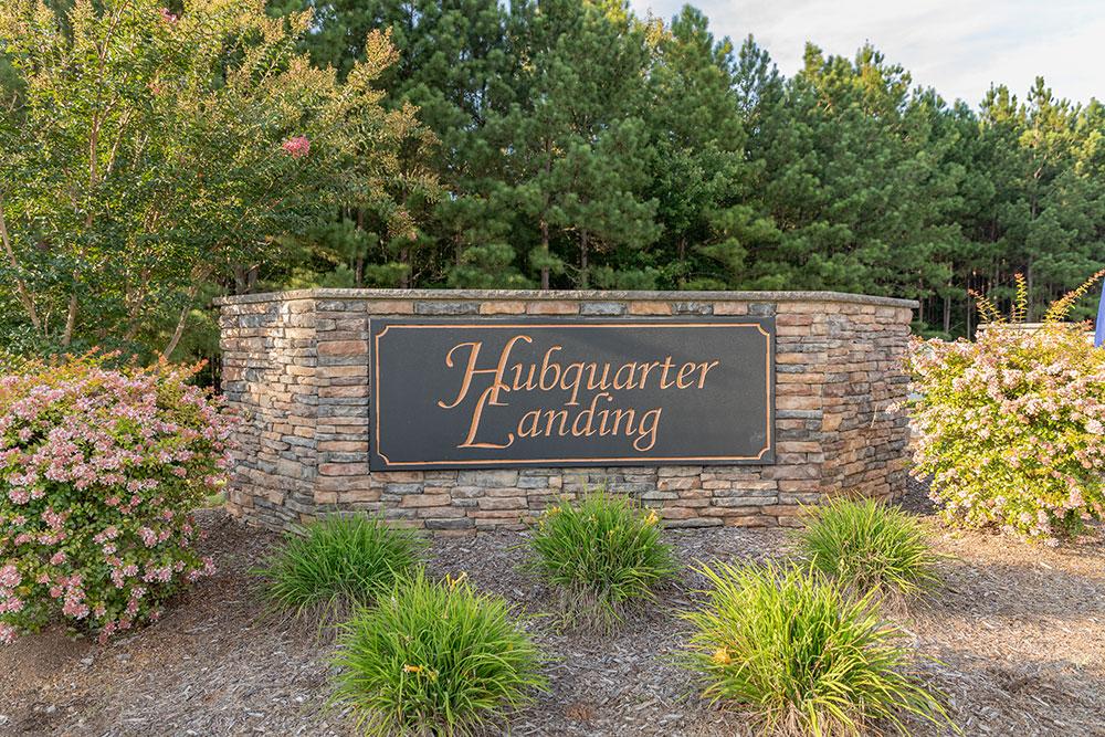 HubQuarter Landing