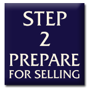 prepare for selling