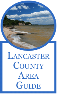 Lancaster County, Virginia Area Guide