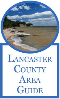 Lancaster County, Virginia Area Guide