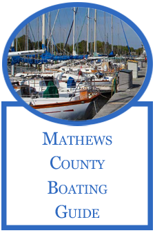 Mathews County, Virginia Boating Guide