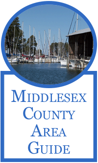 Middlesex County, Virginia Area Guide