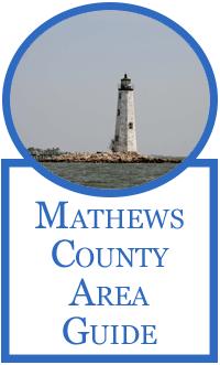 Mathews County, Virginia Area Guide