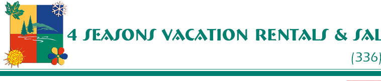 4 Seasons Vacation Rentals & Sales, LLC