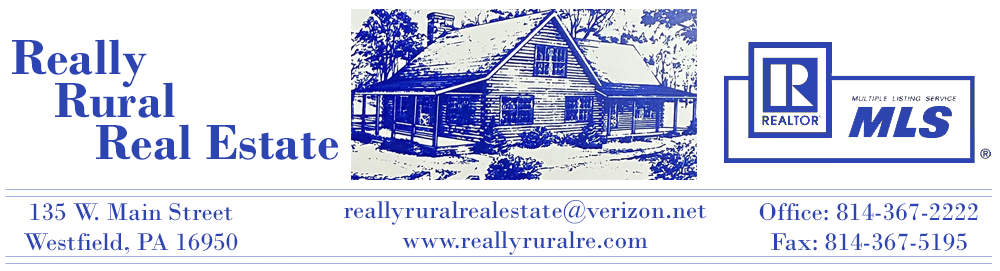 Really Rural Real Estate logo