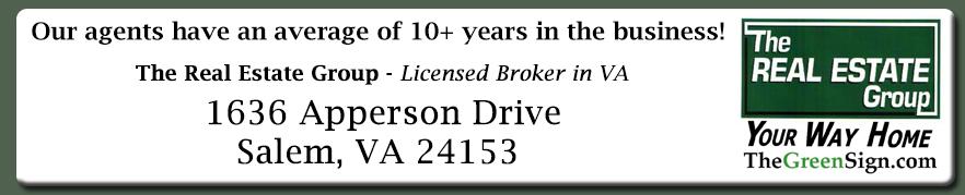 1636 Apperson Drive Salem, VA 24153