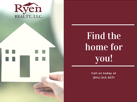 find the home for you