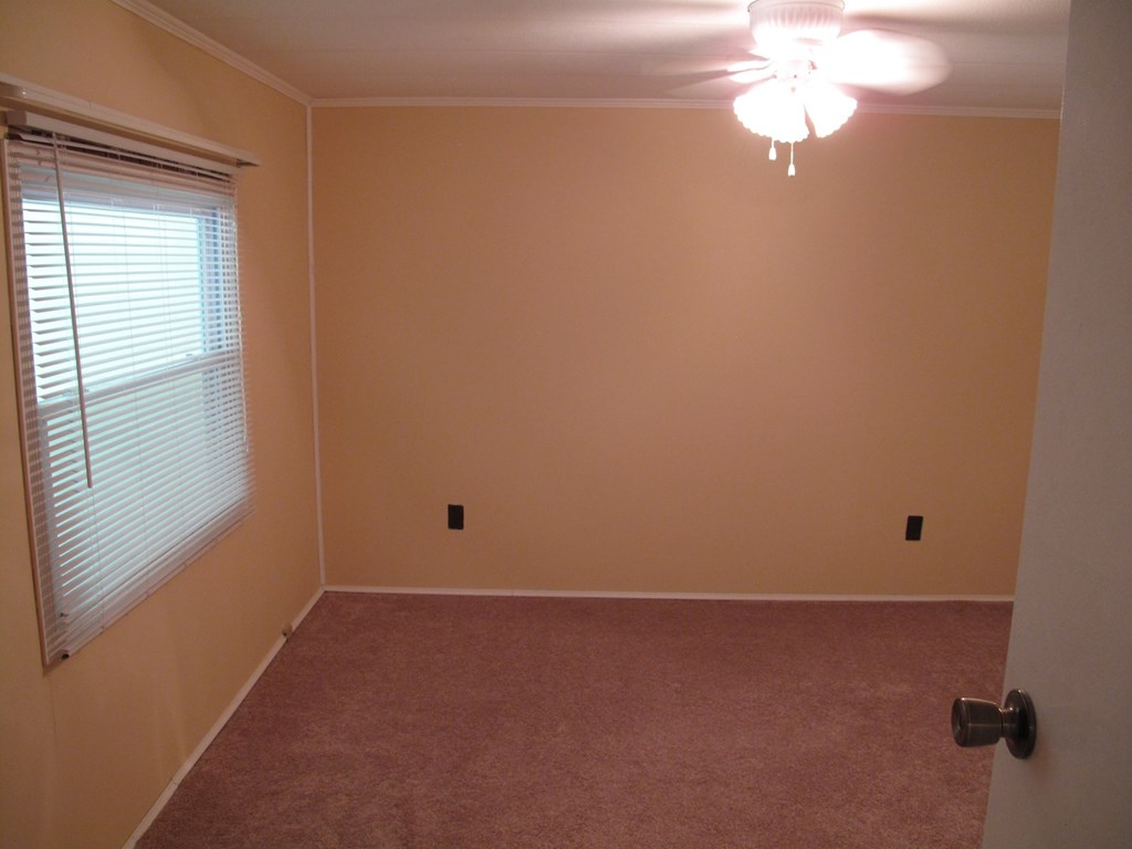 2nd of the two bedrooms