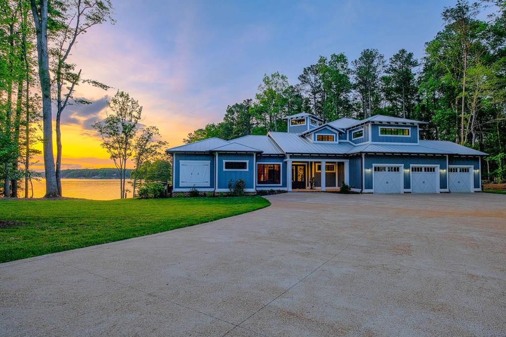 Lake Gaston Waterfront Properties - Lake Gaston Real Estate