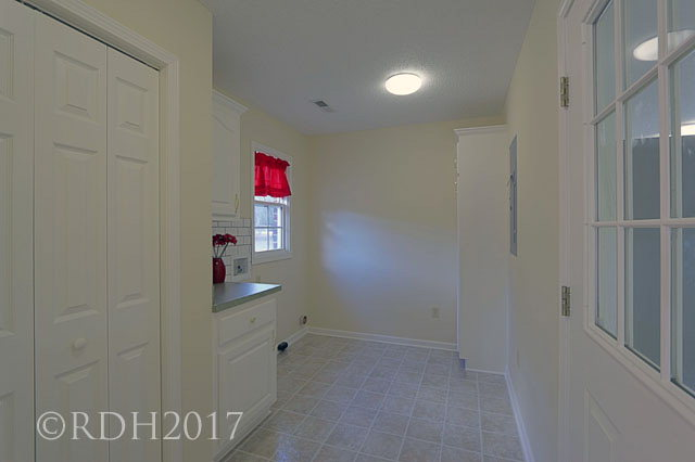Utility Room In