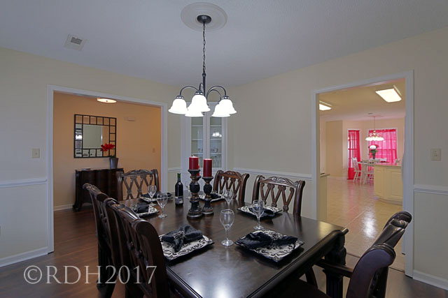 Dining Room To Foyer