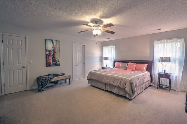 Master Bedroom In