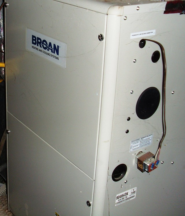 Updated Gas Forced Air Furnace