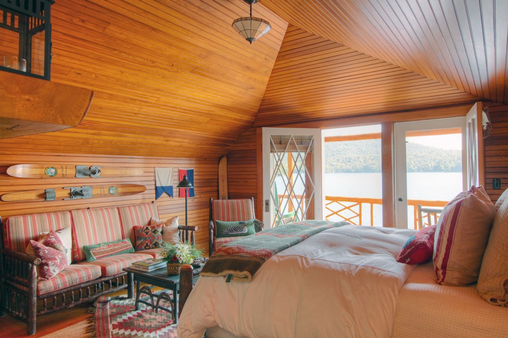 Boat House Bedroom