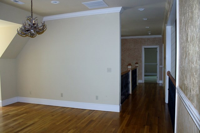 Family Room Upper Level
