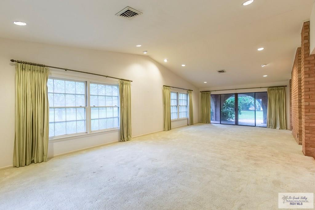 Large formal living room
