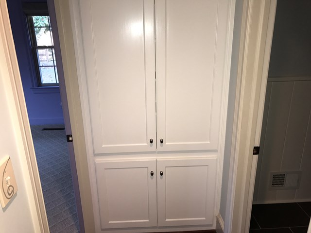 BUILT-IN IN HALL