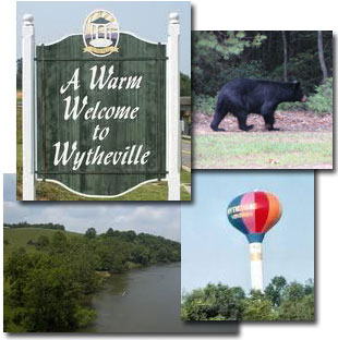 Wytheville VA Homes for Sale