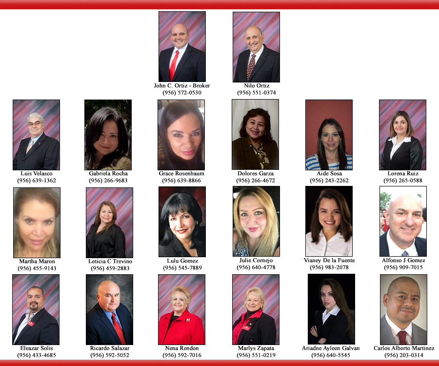 Photos of Our Agents