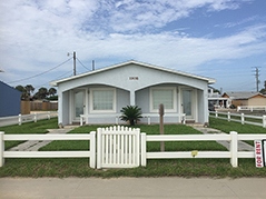 Vacation Rental House with Fence
