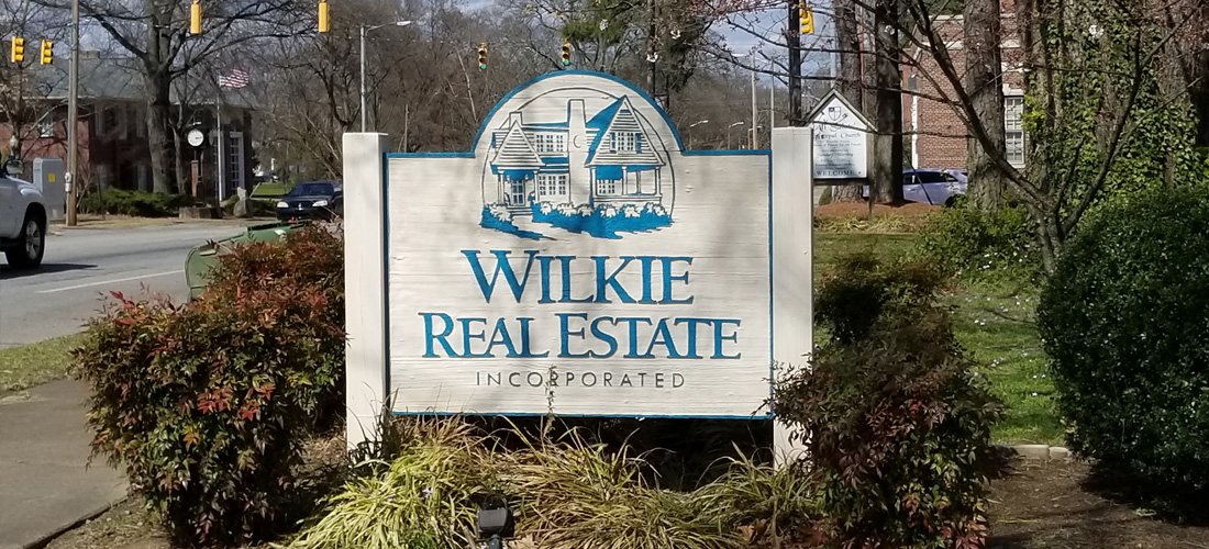 Wilkie Sign